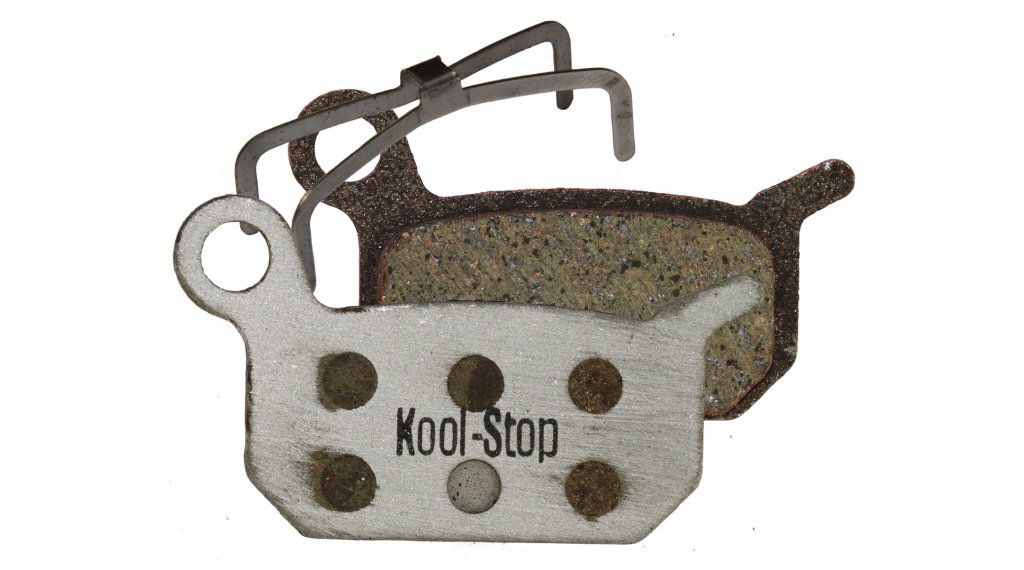 Kool-Stop Disc-Bremsbeläge Formula B4 Alu-Organisch