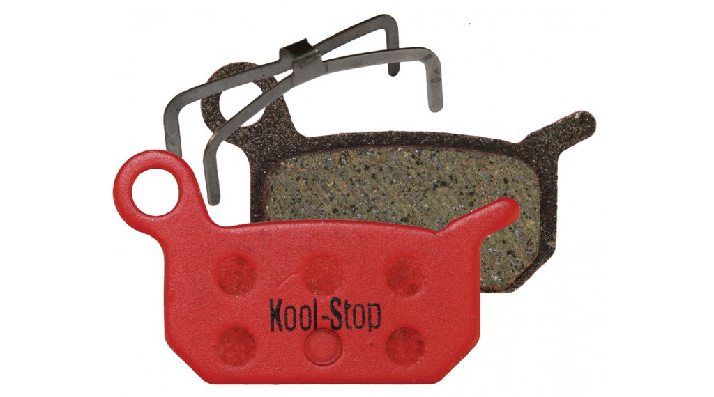 Kool-Stop Disc-Bremsbeläge Formula B4 Stahl-Organisch