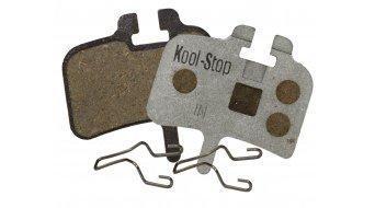 Kool-Stop Disc Bremsbeläge Hayes HFX Mag/Promax Hydr/Mech Alu-Organisch