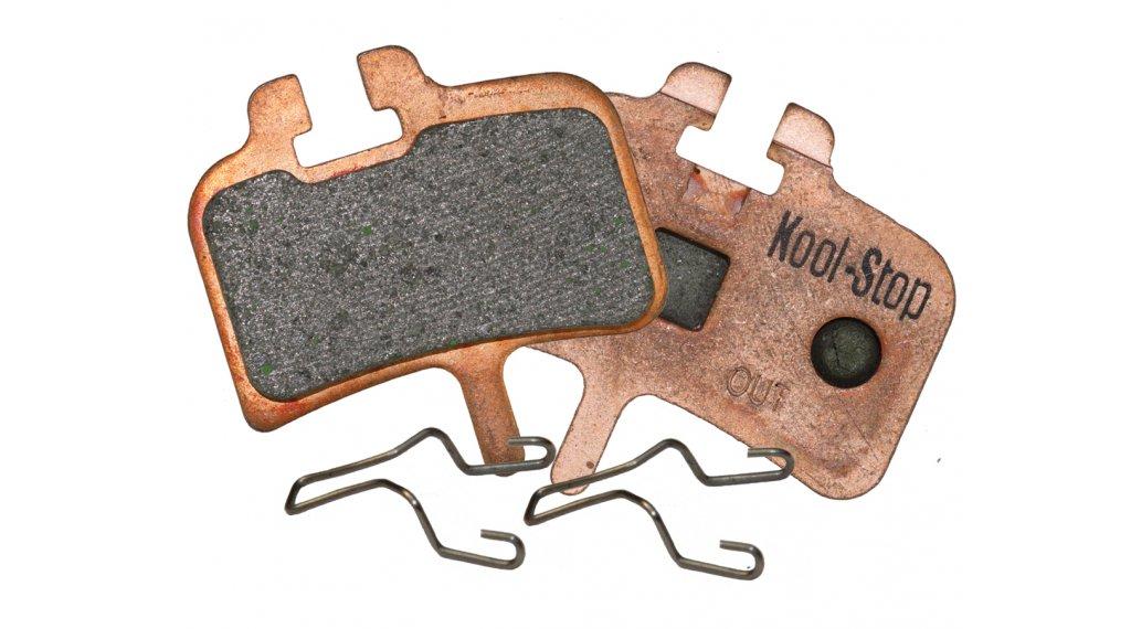 Kool-Stop Disc-Bremsbeläge Hayes HFX Mag/Promax Hydr/Mech Kupfer-Gesintert