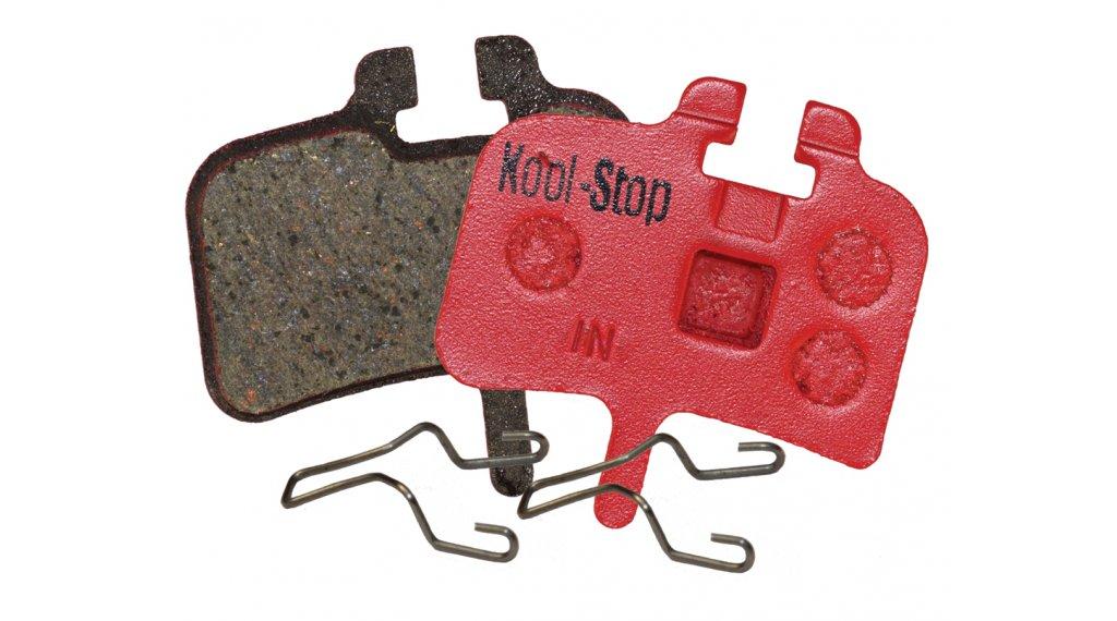 Kool-Stop Disc-Bremsbeläge Hayes HFX Mag/Promax Hydr/Mech Stahl-Organisch