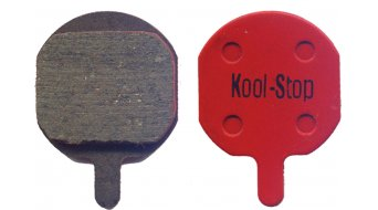 Kool-Stop disc-brake pads for Hayes MX-2, MX-3, MX-4 SOLE, CX steel-plate/pad-organic D220