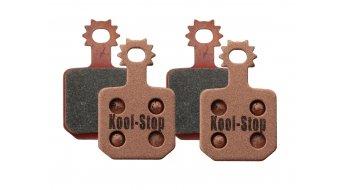 Kool-Stop Disc-Bremsbeläge Magura MT7 Kupfer-Gesintert Einzelbeläge