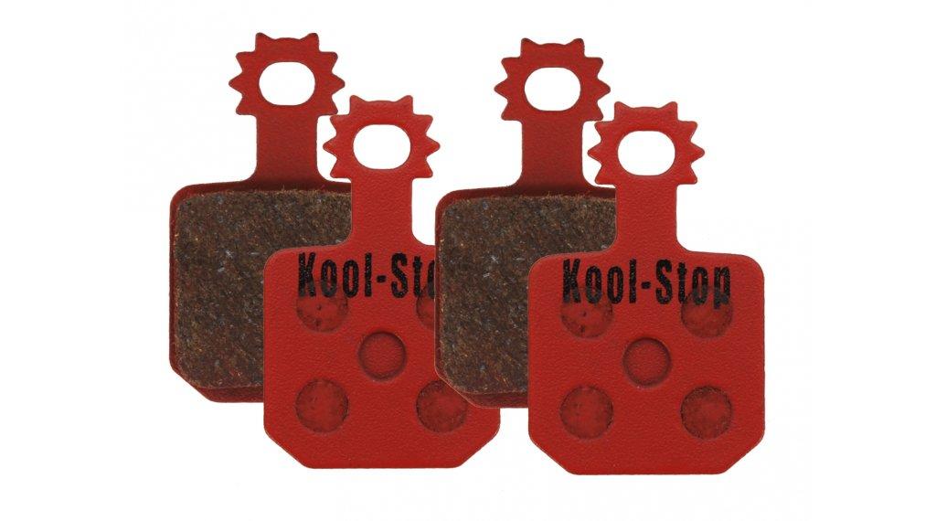 Kool-Stop Disc-Bremsbeläge Magura MT7 Stahl-Organisch Einzelbeläge