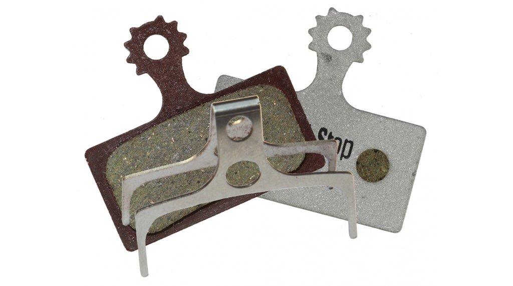 Kool-Stop Disc-Bremsbeläge Shimano XTR BR-M985/XT M785 Alu-Organisch