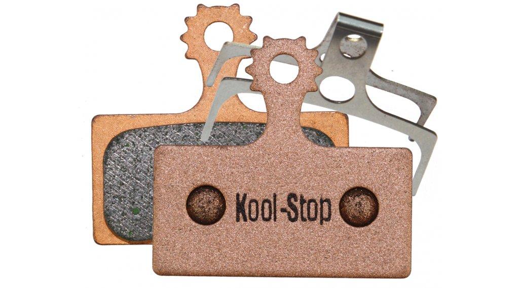 Kool-Stop Disc-Bremsbeläge Shimano XTR BR-M985/XT M785 Kupfer-Gesintert