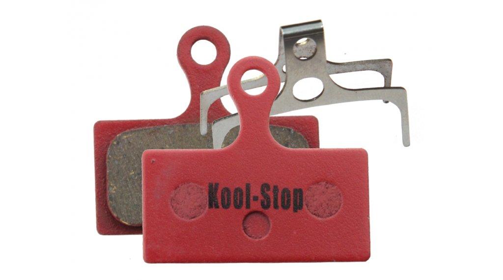 Kool-Stop Disc-Bremsbeläge Shimano XTR BR-M985/XT M785 Stahl-Organisch