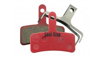Kool-Stop Disc Bremsbeläge Tektro D4011/R1-130S/HD-E710 organisch
