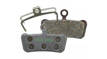 Kool-Stop e-bike Disc-remvoeringen Sram XO/Elixir 7/9 Guide R/RS/RSC staal(stalen)-organisch