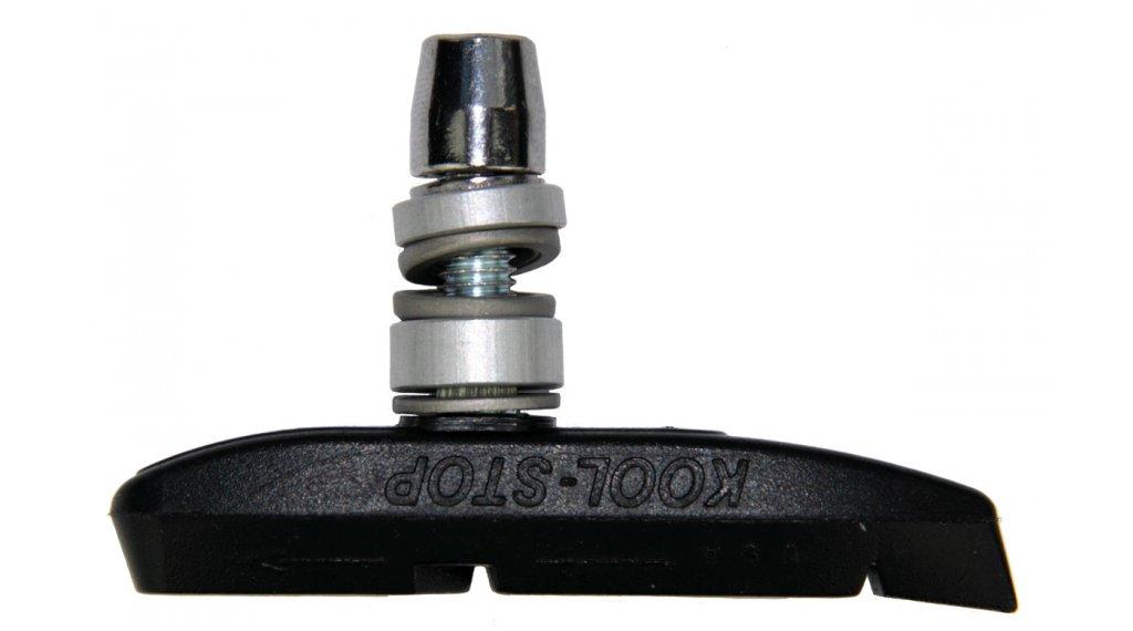 Kool-Stop Supra 2 V-Brake Bremsbeläge Gewinde black