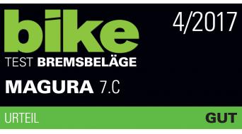 Magura brakepad 7.C for MT-disc brake 2 piston incl. pad holder screw- Comfort