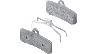 Shimano disc brake pads D02Si metal for Saint, Zee