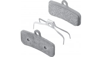 Shimano disc brake pads D01Si Resin for Saint, Zee
