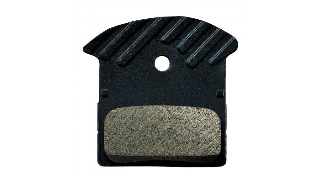 Shimano Disc fékbetét J02A Resin Ice-Tec für XTR, XT, SLX, Alfine
