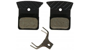 Shimano disc brake pads L02A Resin Ice-Tec for BR-RS805, BR-RS505