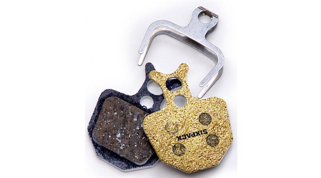 Sixpack SEMI-METALLIC Bremsbelag FORMULA Oro,Puro,K18,K24