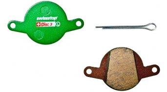 SwissStop Disc3 Scheiben-Bremsbeläge Disc3 Organic Magura