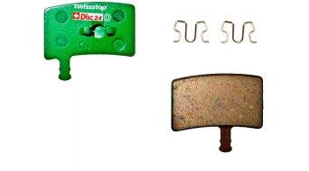 SwissStop Disc24 Scheiben-Bremsbeläge Disc24 Organic Hayes