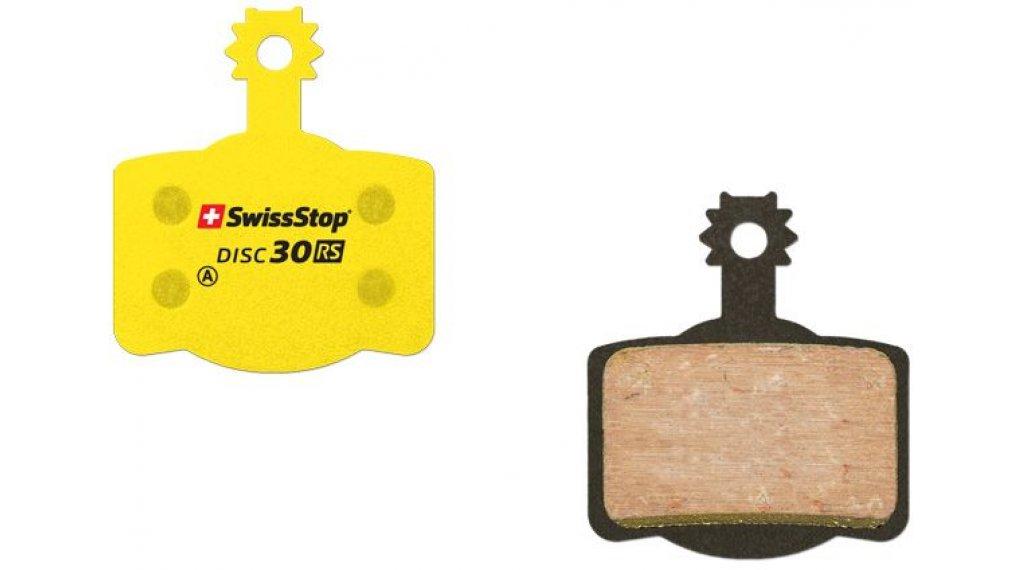 SwissStop Disc30RS Scheiben-Bremsbeläge Race Ready Magura MT2, MT4, MT6, MT8 Serie, Campagnolo Road Disc