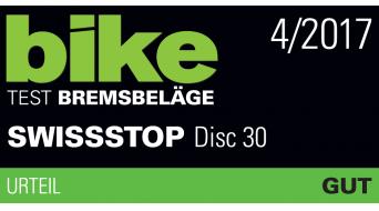 SwissStop Disc30 Scheiben-Bremsbeläge Organic Magura MT2/MT4/MT6 Serie