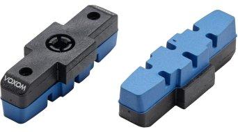 Voxom Brs21 MTB Cartridge Bremsschuhe Magura Standard schwarz