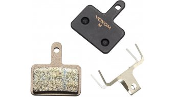 Voxom Bsc2S discbrake pads Shimano Deore gesintert