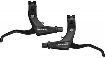 Shimano Deore trekking BL-T610 brake grips (incl. cables and casing ) black