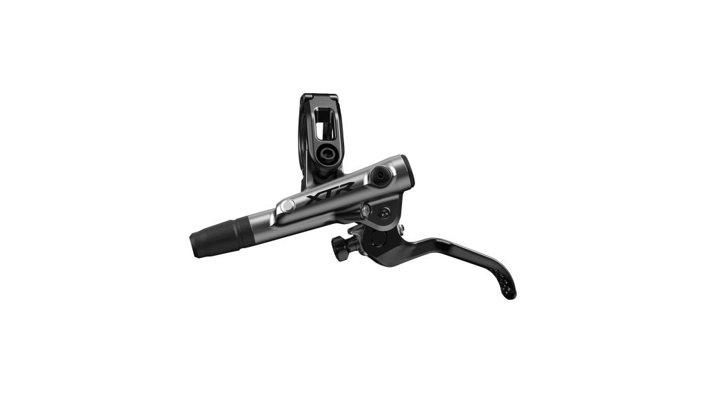 Shimano XTR BL-M9120 Trail Bremshebel VR links I-Spec EV für 4-Kolben Bremssattel anthrazit/schwarz
