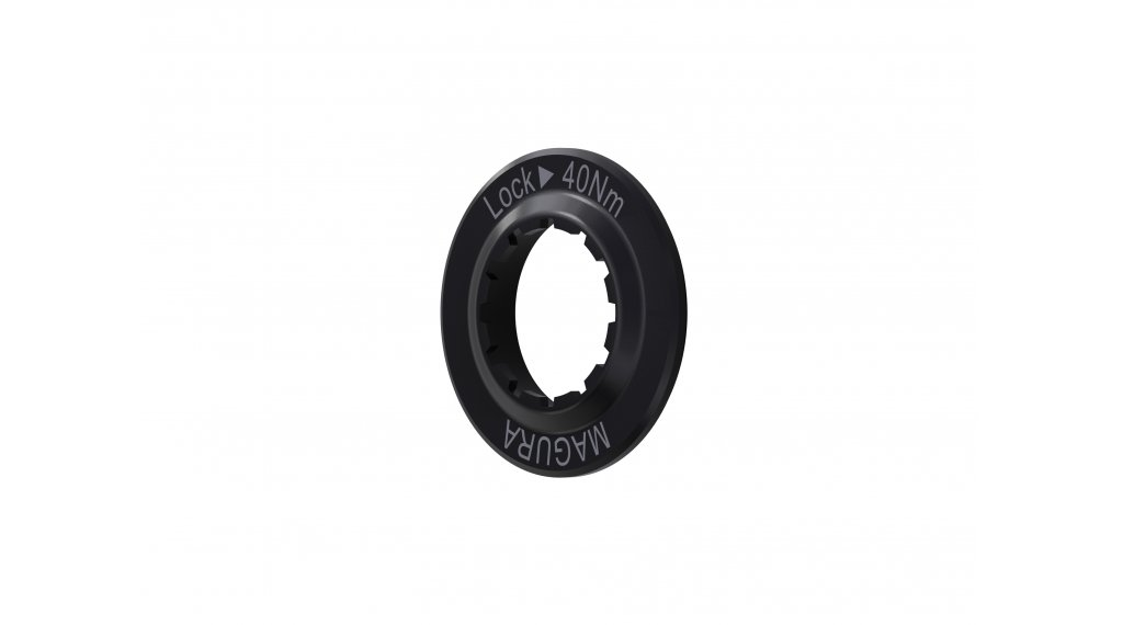Magura Storm CL Rotor 160mm Centerlock Rotor with Thru-axle Lockring
