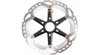 Shimano RT-M800 Bremsscheibe Center Lock mit Außenverzahnung Ice-Tech FREEZA silber/schwarz