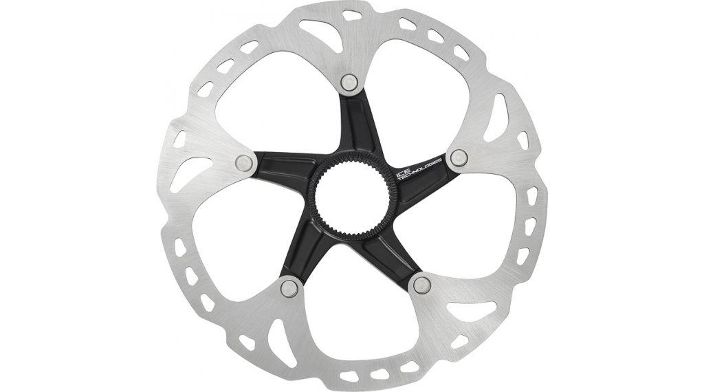 Shimano XT/Saint Ice-Tec rotor 180mm Center Lock incl. Lock-ring SM-RT81