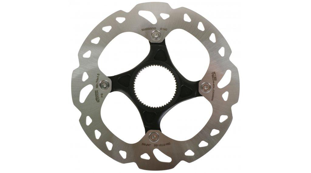 Shimano XT / Saint Ice-Tec Bremsscheibe 140mm Center Lock inkl. Lock-Ring SM-RT81