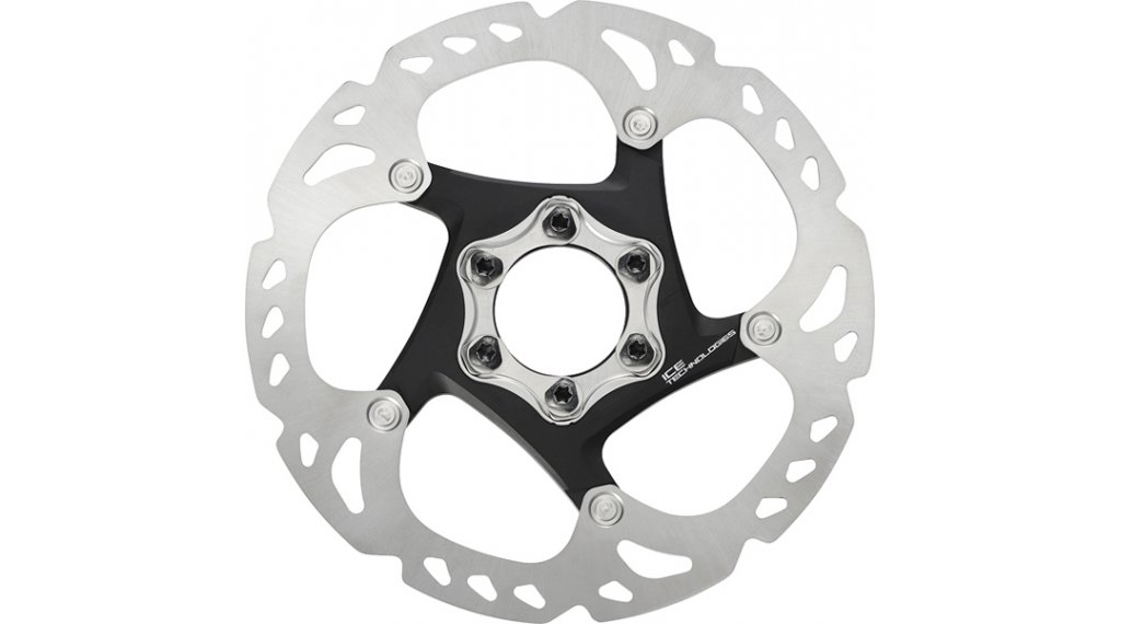 Shimano XT/Saint Ice-Tec rotor 160mm 6-hole SM-RT86 2