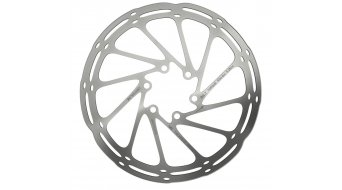 SRAM Centerline Rounded 6 agujeros (IS2000) disco de freno en 1 piezas gris