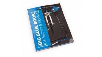 Park Tool BBB-3 Big azul Book manual de taller en inglés (3. Auflage)