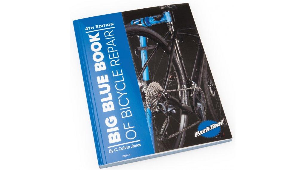Park Tool BBB-4 Big Blue Book Werkstatthandbuch 至 Deutsch (4. Auflage)