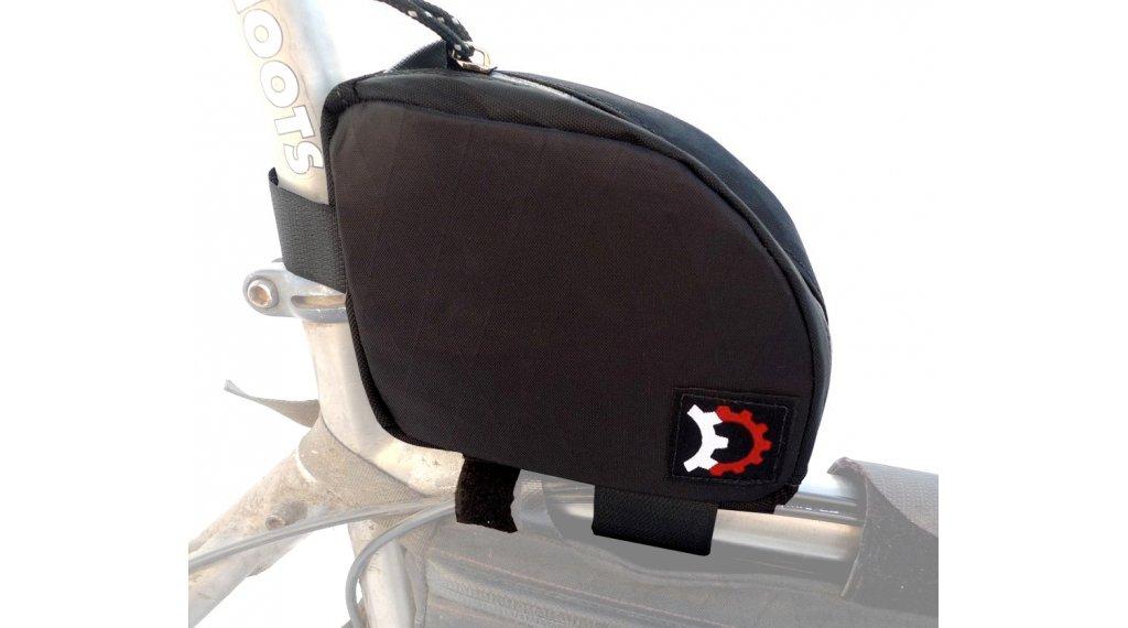 Revelate Designs Jerrycan bolso para tubo superior regular negro
