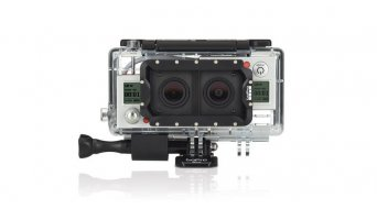 GoPro HD HERO 3+ Black dual HERO system