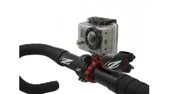 K-Edge GoPro Handle Bar Halterung (Basic) red