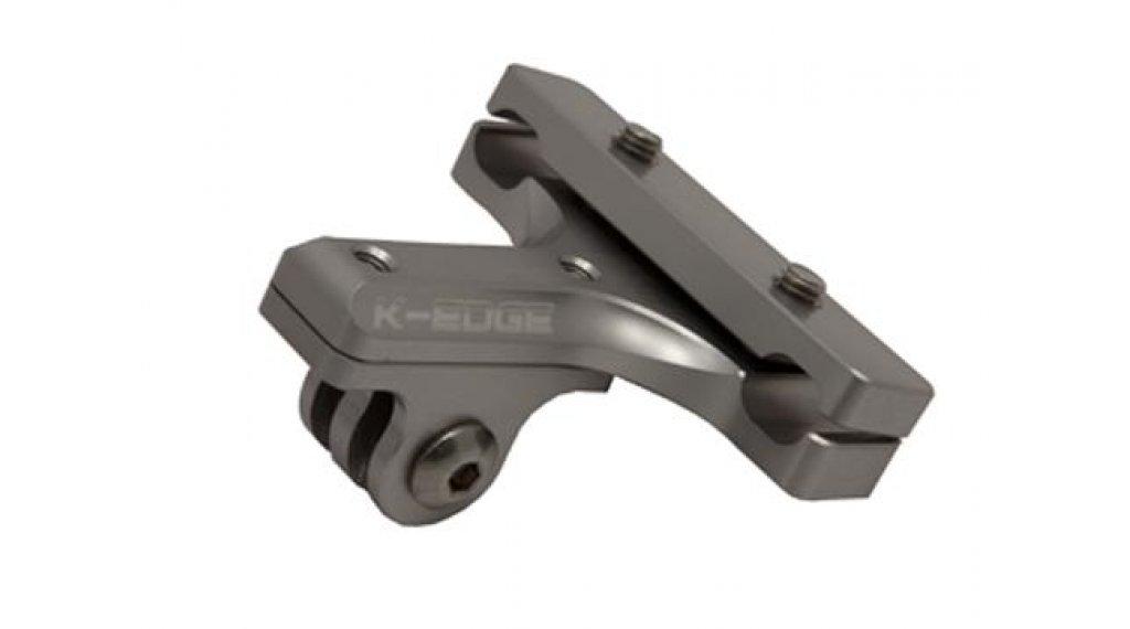 K-Edge GoPro Pro Saddle Rail držák gunmetal