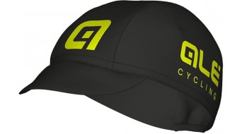 Alé Cotton Cap summer cap race cap unisize black/fluo yellow