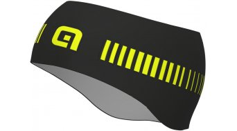 Alè Strada Headband Stirnband Gr. onesize black/fluo yellow