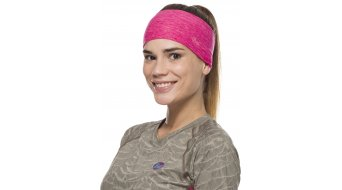 Buff® Coolnet® UV+ Tapered Headband Stirnband (Conditions: Cool) Gr. unisize flash pink htr