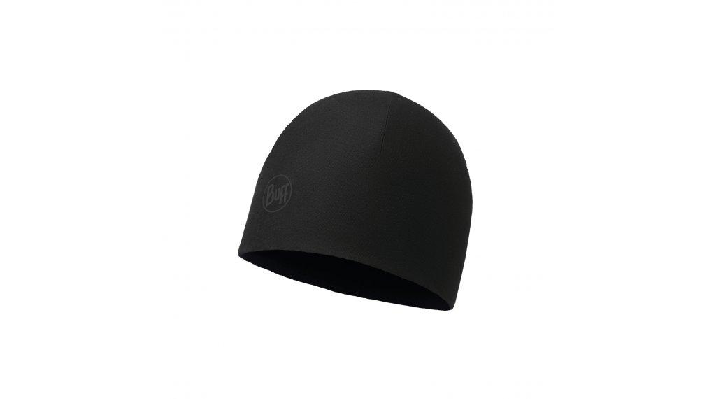 Buff® Microfiber & Polar Hat Funktionsmütze (Conditions: Cold) solid black