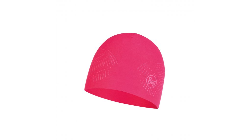 Buff® Microfiber Reversible Hat Funktionsmütze (Conditions: Cool) Gr. unisize  r-solid fuchsia
