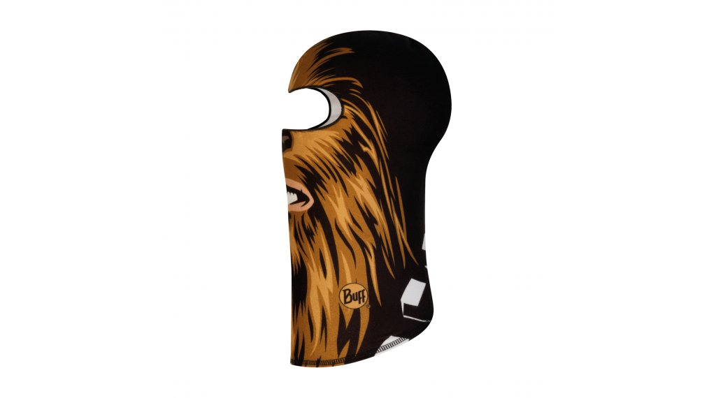 Buff® Polar Balaclava Star Wars Junior Kinder (Conditions: Cold) chewbacca brown