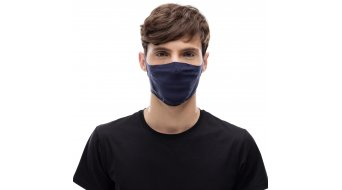 Buff Solid Filter Mask proteggiviso . unisize solid