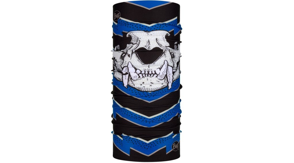 Buff® Original Multifunktionstuch Gr. unisize t-knuckle blue