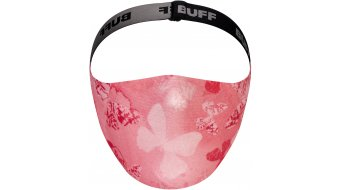 Buff Patterned Filter Mask proteggiviso mis.  unisize bambini nymphia rosa