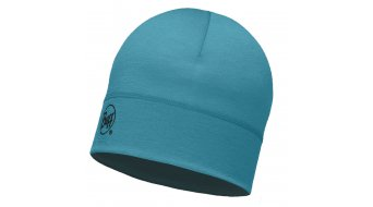 Buff® gorro(-a) Merino Wool 1 Layer Hat solid azul capri